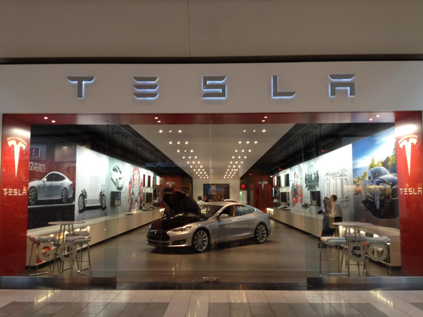 Tesla s unorthodox climb to rank with bmw and mercedes as a top luxury